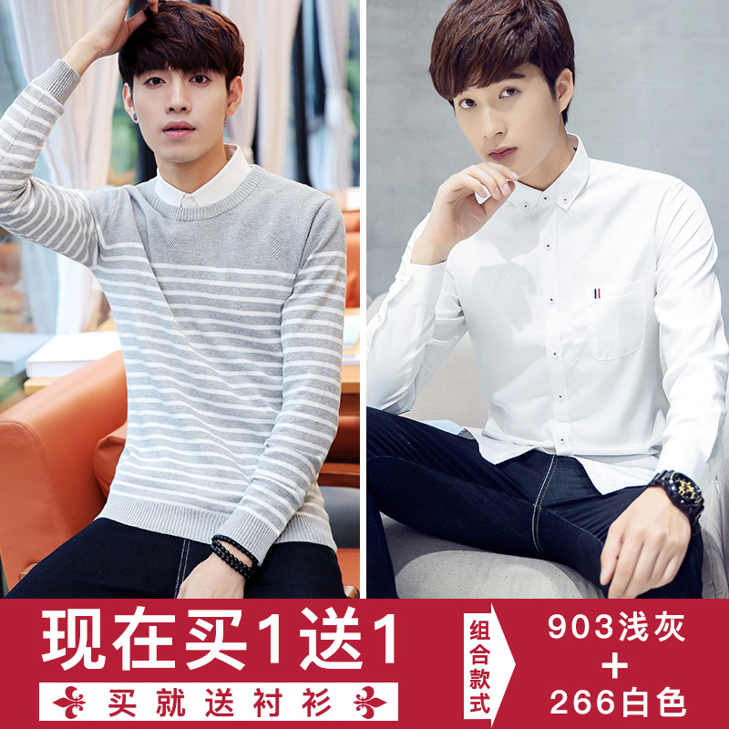 Color: 903-flower gray +266 white