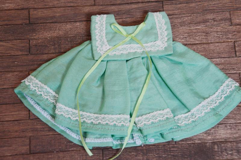 Цвет: Ретро- зеленый
