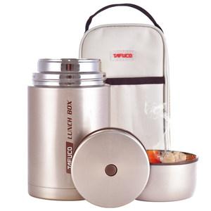 日本泰福高焖烧杯闷烧壶304不锈钢保温桶饭盒汤锅焖粥真空焖烧罐