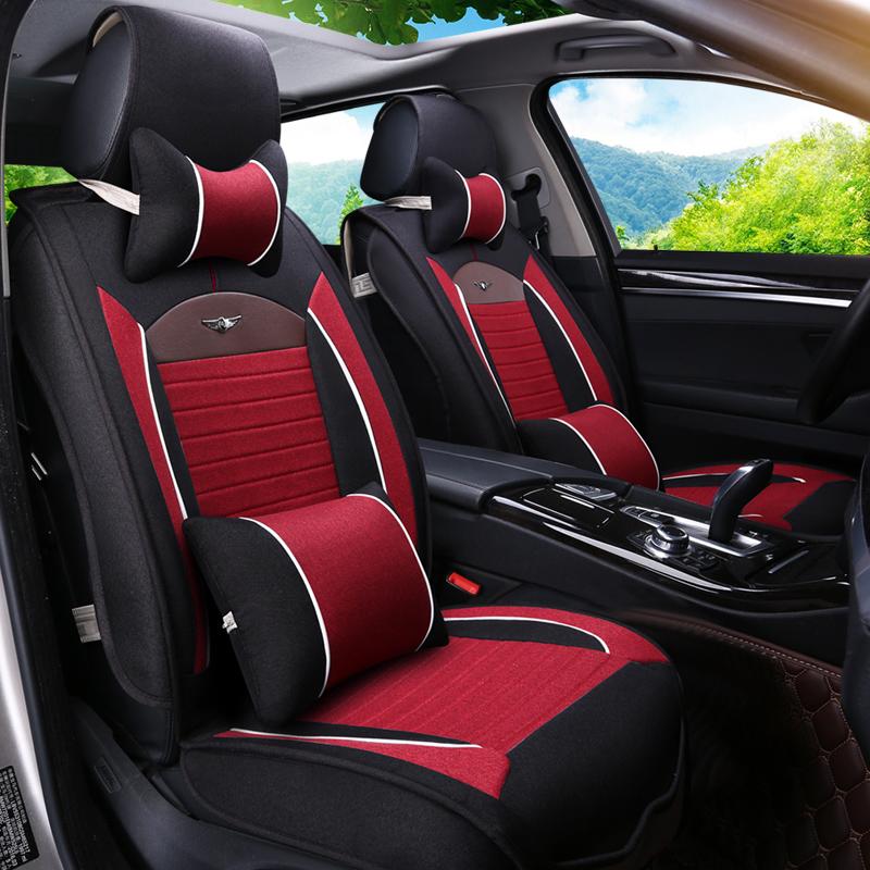 汽车坐垫四季通用北京现代新朗动瑞纳ix35名图领动全