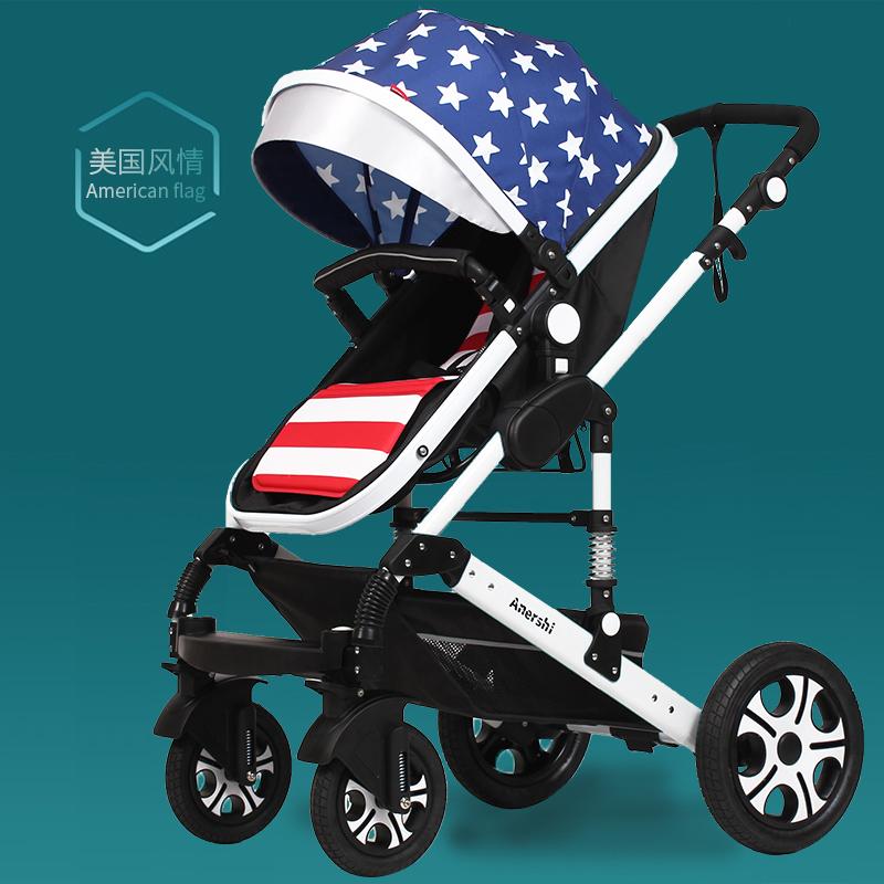 Цвет: Американский стиль + четыре колеса резина
