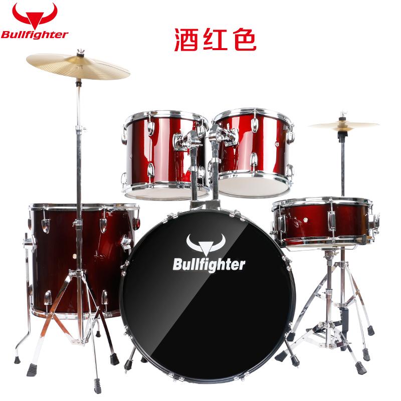 Цвет: Бургундии 2 5 барабан тарелки