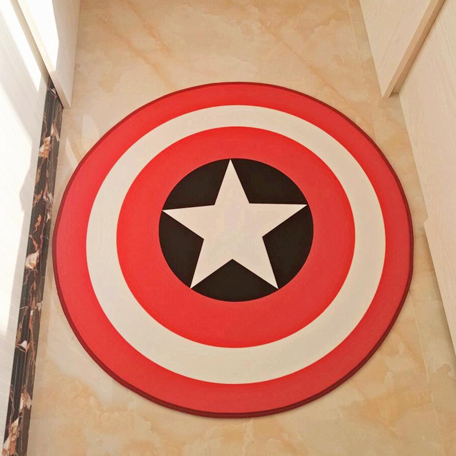 Цвет: Капитан Америка