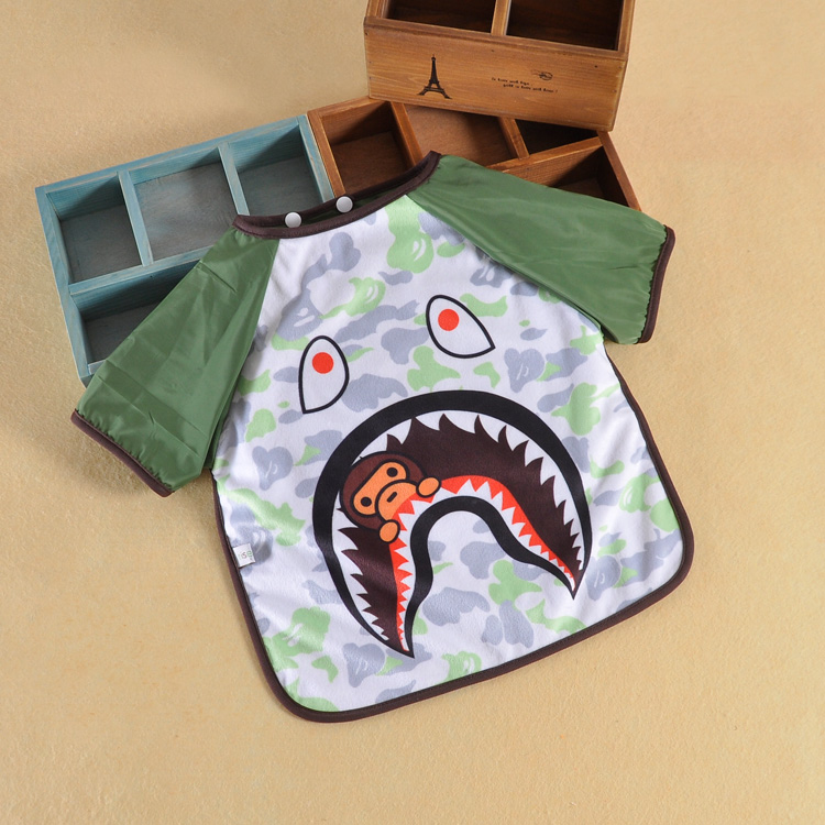 Цвет: Камуфляж акула