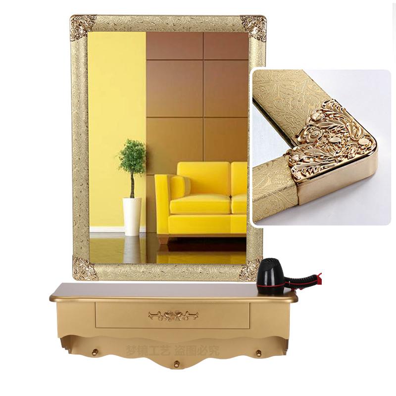 Цвет: а-110 Золотой набор+зеркало станция с дует ветер стена