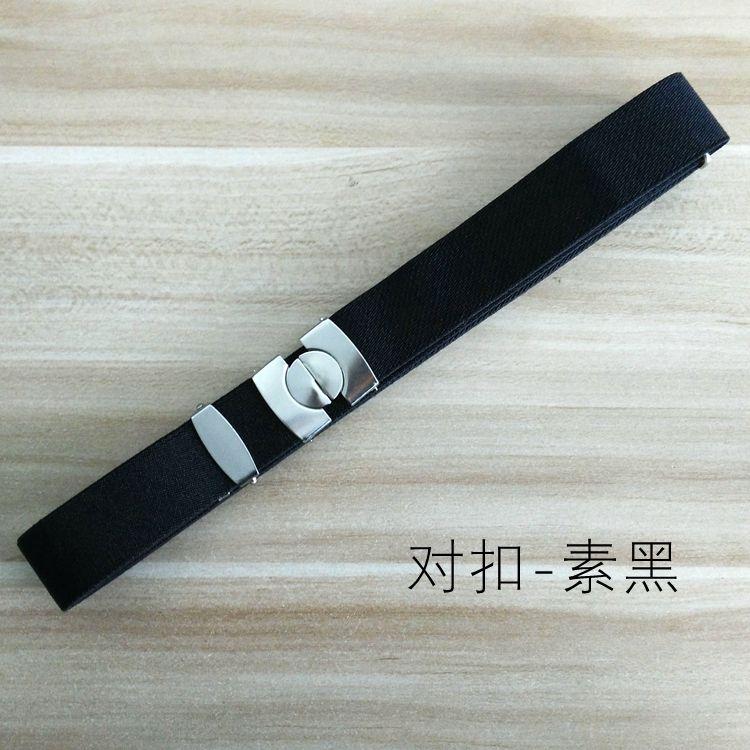 Color classification: Dark brown buckle-Su-black