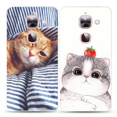 可爱猫咪情侣保护套