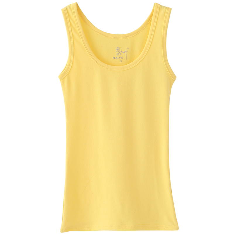 Color classification: U neck yellow