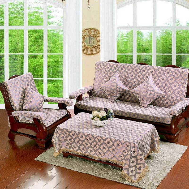 【好多家官网】红木沙发垫坐垫带靠背