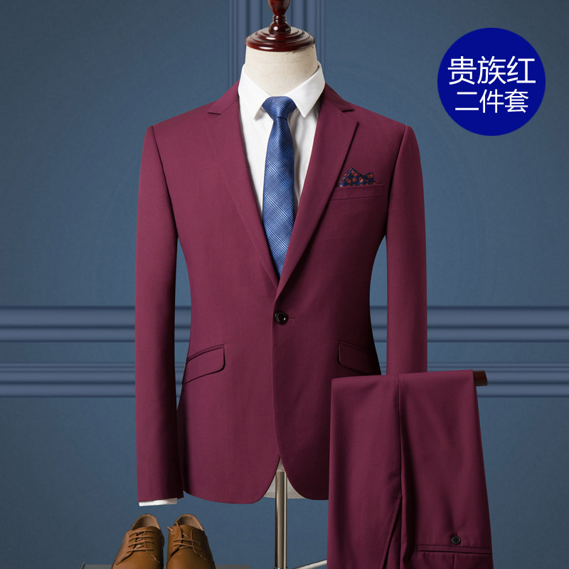 Color: Suits/red