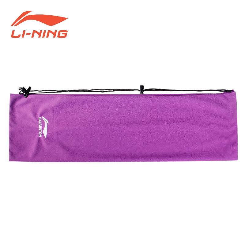 Цвет: Li Ning фиолетовый бархат мешок
