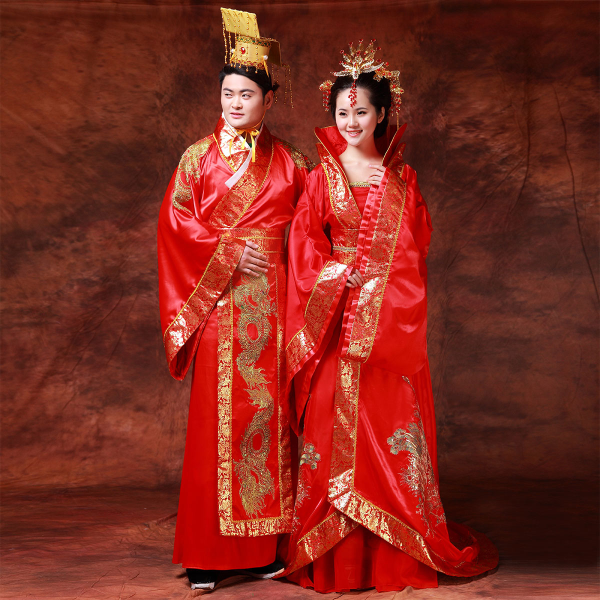 Royal Chinese Dress images