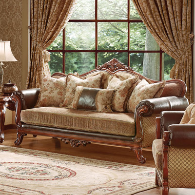 美式实木欧式家具