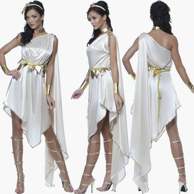 印度女郎舞台装万圣节女王服希腊女神cosplay角色装扮DS演出服装