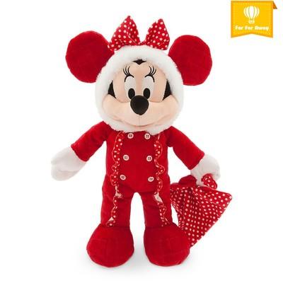 可爱米妮圣诞公仔娃娃
