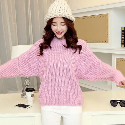 艾凸15冬新款vero韩版moda正品朵以专柜阿依莲毛衣