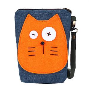 小丑猫手机包