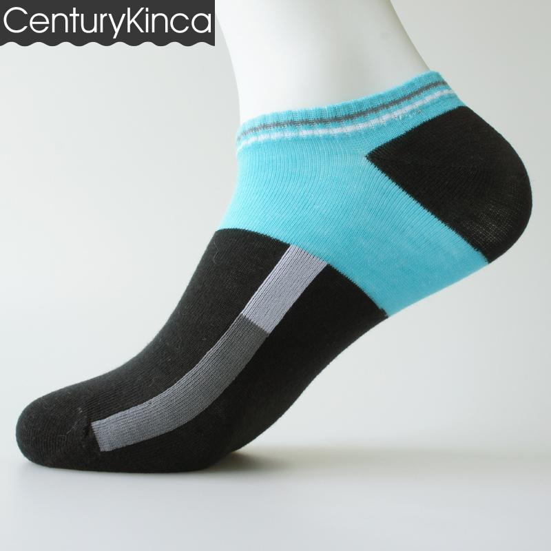 4双包邮 CenturyKinca棉袜女船袜 棉袜子 隐形 夏 薄款 浅口袜