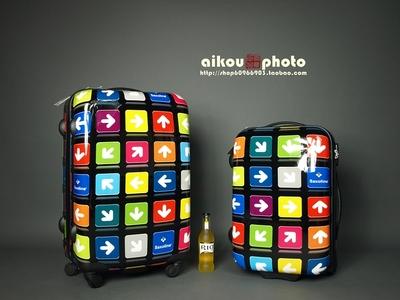 艾扣原单箱包店铺 新秀丽旗下的子品牌旅行箱拉杆箱