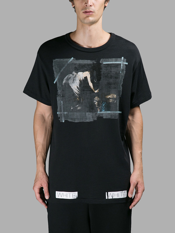 【DrOnline】OFF-WHITE 16SS 新款宗教tee 正品