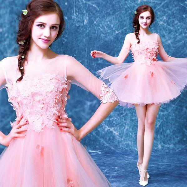 預售 天使的嫁衣婚紗禮服旗袍 預定款20天准時發貨9086