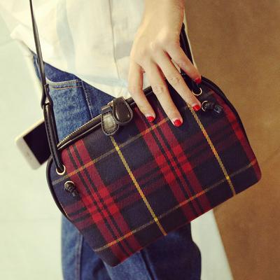 女包夏款2015潮韩版新款小方包帆布包迷你斜挎包单肩斜跨包小包包