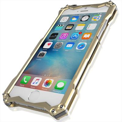 苹果6手机壳金属边框iphone6splus手机壳纯色苹果5
