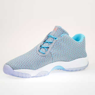 牛哄哄 Air Jordan Future Low GS AJ未来 浅灰蓝 724814-014