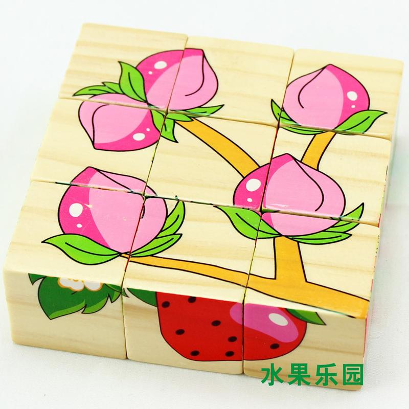 Цвет: фруктовый рай