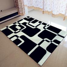 爱唯尔 手工腈纶地毯 客厅茶几卧室地毯多种图案风格定做尺寸