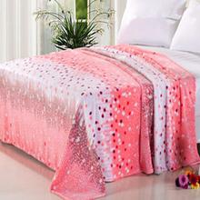 查看特价水貂绒毯子珊瑚绒毛毯法莱绒床单法兰绒四件套加厚冬用版包邮