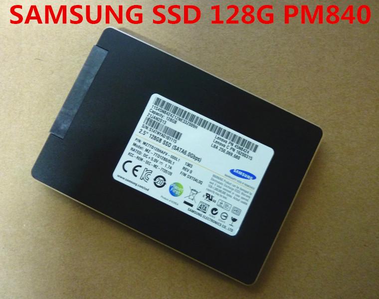 包邮特价 三星830 840 128G 256G SATA3 2.5寸固态硬盘SSD