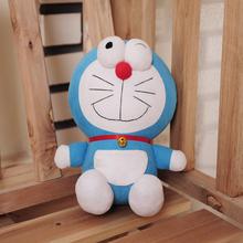 全国包邮布艺公仔叮当猫不织布手工diy材料包自制娃娃玩偶礼物