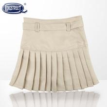 兰诗2017款 英伦童装 华达呢D型环裙裤 QK-5415-B(H) 女生装校服
