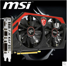 MSI/微星 GTX750 GAMING N750 TF 1GD5/OC 游戏显卡秒GTX650TI