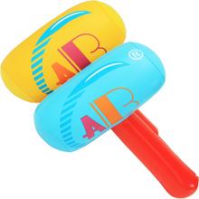 ABC充气小榔头充气锤儿童玩具充气玩具 内置铃铛宝宝大爱特价促销