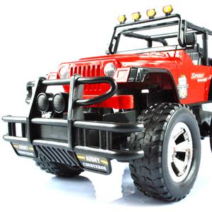 威腾 超大悍马 越野车 牧马人遥控汽车 吉普遥控车警车跑车 包邮