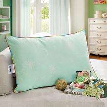 安睡宝床上用品 KIDS儿童枕头枕芯 天使守护枕