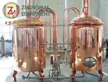 查看自酿啤酒设备啤酒机酿酒设备家酿酿造设备自制啤酒设备精酿啤酒