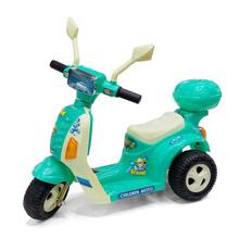群兴婴儿电动车摩托车玩具车儿童可坐女孩迷你三轮电瓶车