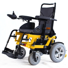 查看送大礼包威之群电动轮椅1018 老年人老人残疾人折叠轻便代步车