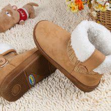 2017年梵伍凯丝 新款雪地靴  女士雪地靴  女生可爱毛线雪地靴