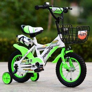 正品童派儿童自行车16寸2-3-6岁宝宝14小孩子单车12男女18寸童车