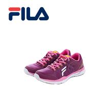 查看包邮进口正品折扣FILA斐乐女鞋紫透气网面时尚休闲旅游跑步运动鞋