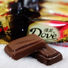 查看正品德芙巧克力散装丝滑牛奶巧克力250g喜糖喜庆结婚新包装