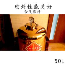 查看澳嘉乐家庭小型自酿啤酒设备 啤酒发酵罐 酿酒设备 自制啤酒设备