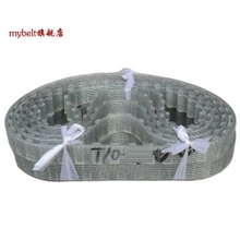 钢丝同步带 T10-400/40齿 传送带 同步皮带 传动带