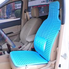 查看通用汽车塑料坐垫通风透气面包车大小客货车座垫单片夏季凉垫椅垫