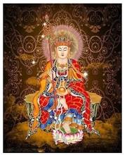 查看3D精准印花十字绣地藏王菩萨佛像宗教十字绣佛祖最新款客厅地藏佛