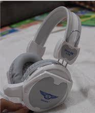 查看包邮 网吧耳机抗暴力批发 电脑耳机头戴式带麦克风耳麦台式加长线